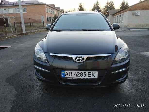 Hyundai і30 sw 2009