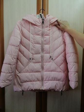 Женская куртка, пуховик, зимняя М
