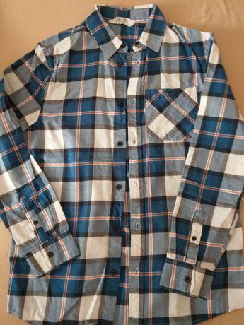 Koszula flanelowa H&M r 164