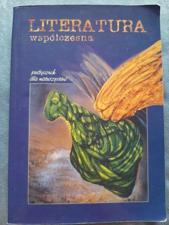 Podręcznik dla maturzystów  - literatura współczesna