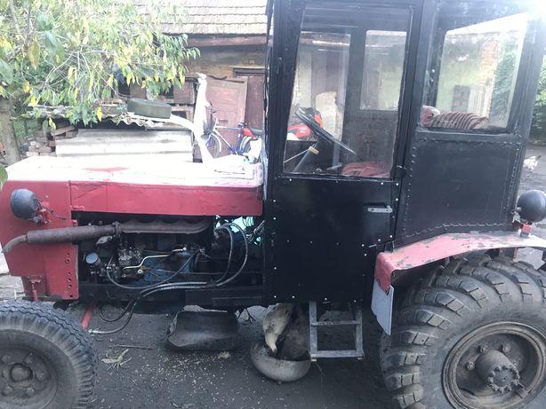 Трактор Саморобний Т 40 юмз мтз