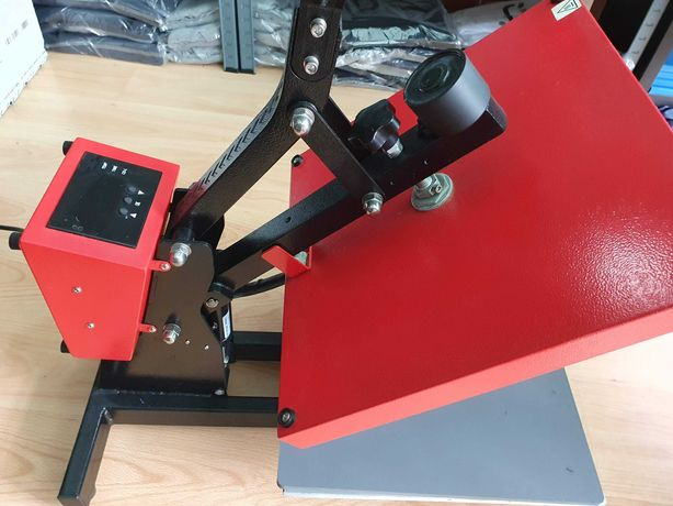Prensa Versapress semi-automática 38x38cm (COMO NOVA)