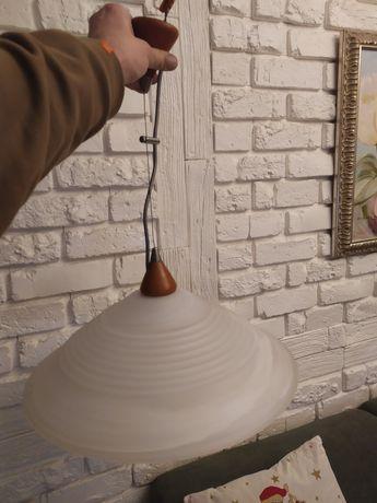Fantastyczna lampa wisząca (średnica 40cm)