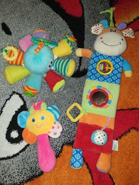 Zabawki sensoryczne 3 sztuki