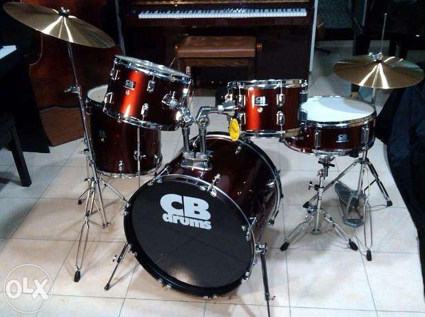 Bateria CB Drums - NOVA