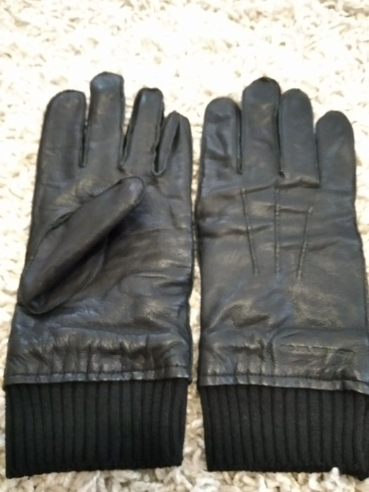 Перчатки мужские Tom tailor на флисе размер XL Прилуки - изображение 1