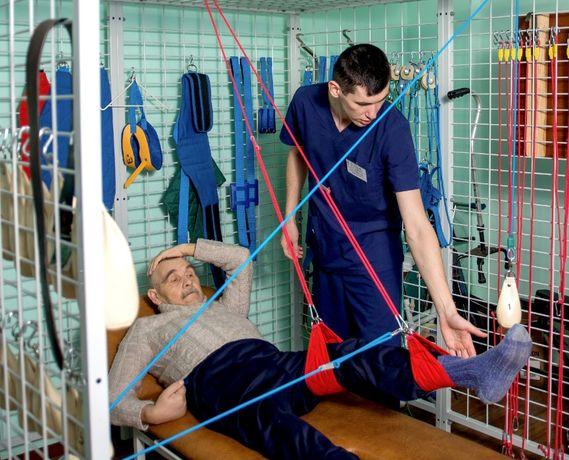 Реабилитация.Реабилитолог.Врач.Инсульт, эндопротезирование,переломы.