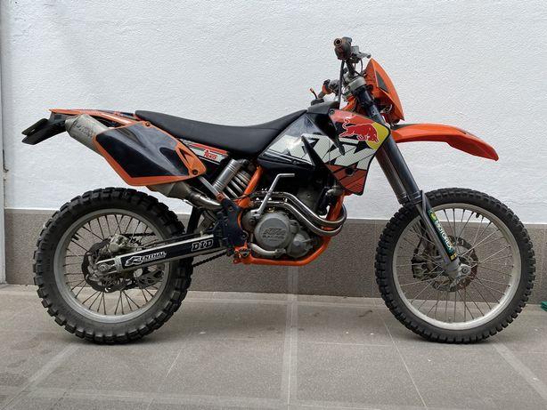 KTM 400 EXC 2001