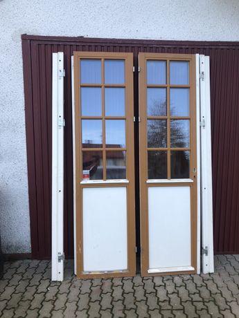 Drzwi tarasaowe ,wejsciowe