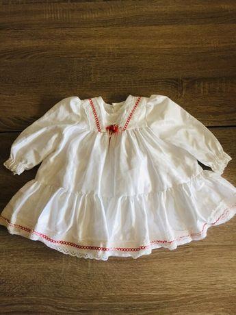 Нарядное платье для хрещения