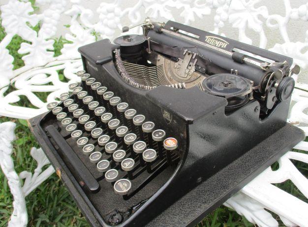 1935 – Maquina de escrever – Old Typewriter
