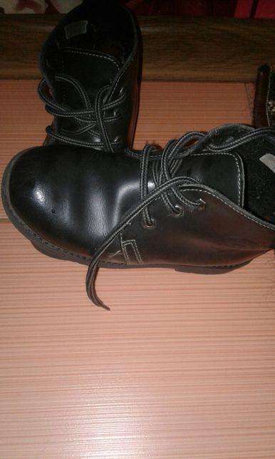 ботинки на хлопчика ботиночки Timberlend деми сапожки