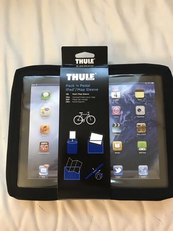 Etui rowerowe na tablet iPad Thule