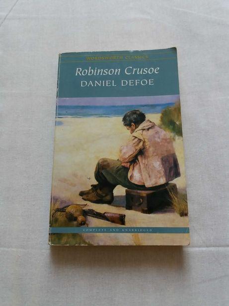 Daniel Defoe- Robinson Crusoe książka po angielsku angielski bdb