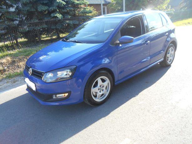 sprzedam Volkswagen Polo rok.2009 poj.1,6 TDI PIĘKNE ALU!!