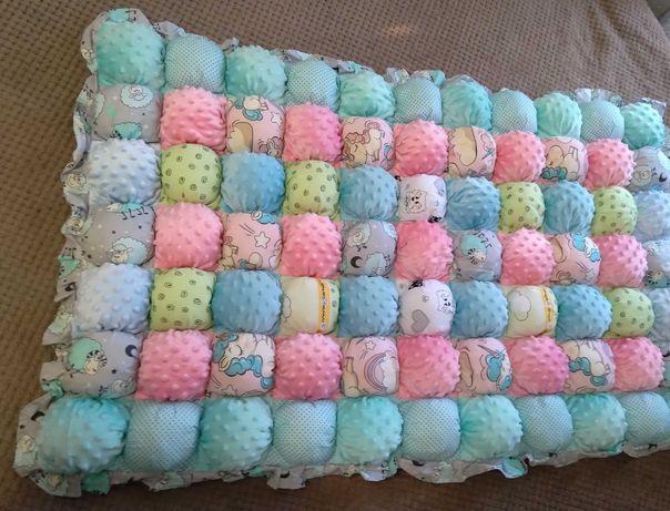 Детский коврик в стиле Помпон. Стильный, качественный, красивый