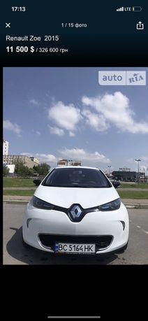 Продаж Renault Zoe