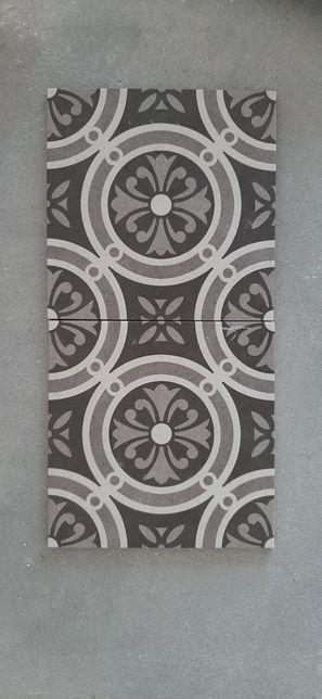 Płytka gres patchwork Codicer vintage classic 25x25 cm