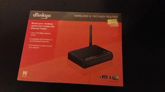 Router Dlinkgo Wireless 150