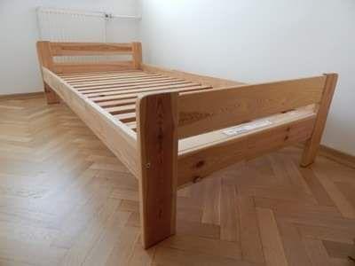 Rama łóżka drewno sosna Ikea 200cmx90cm