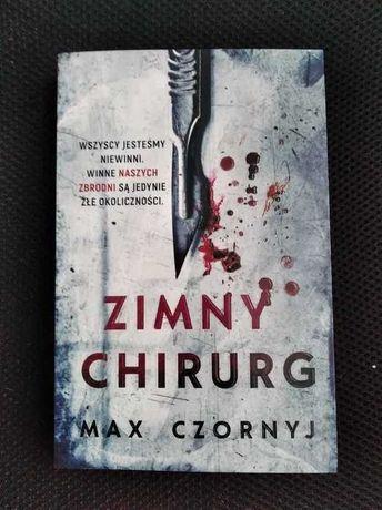 """Zimny chirurg"" Max Czornyj"