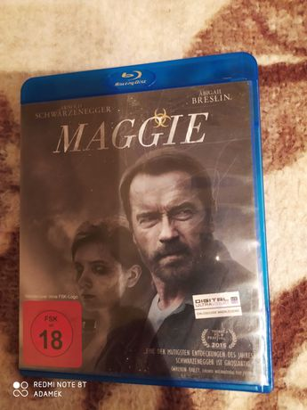 Maggie Blu ray