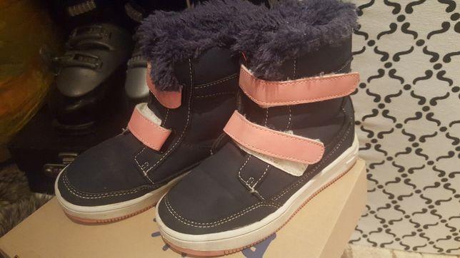 Zimowe dla dziewczynki