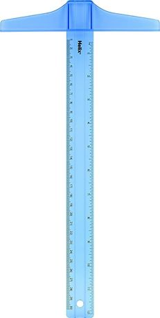 Vendo régua T nova marca helix 65cm