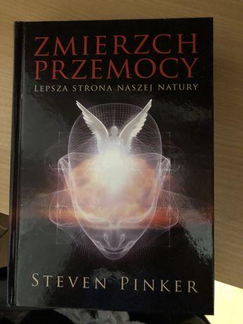 Zmierzch przemocy Steven Pinker
