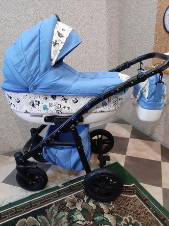 Детская коляска камарело  Camarelo vision design