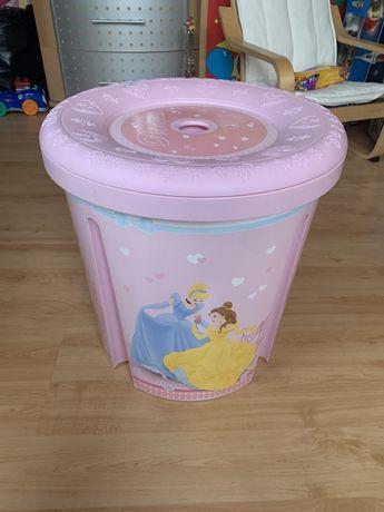 Pudełko w księrzniczki dla dziewczyn