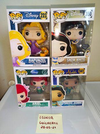 Funko Pops Princesas Disney