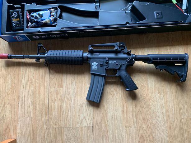 CM16 AirSoft rifle