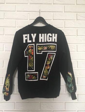 Bluza fly high flyhighstore jak misbhv streetwear S