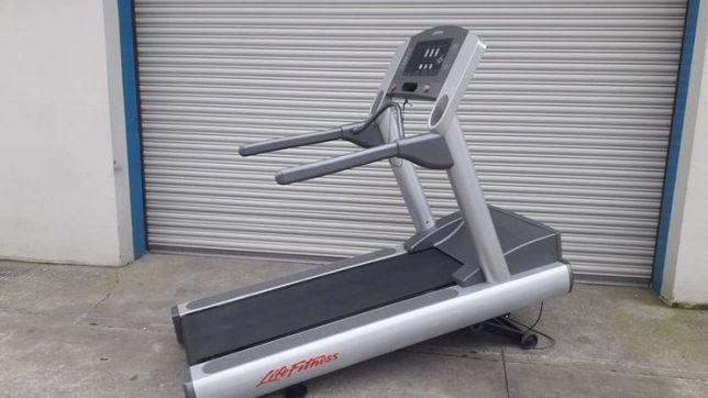 ZESTAW urządzeń LIFE FITNESS SILVERLINE! Bieżnia orbitrek i rowerek GW