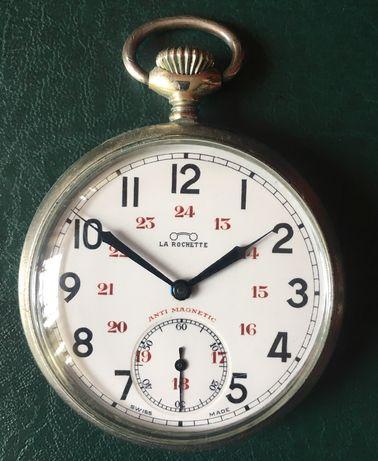 La Rochette zegarek kieszonkowy swiss