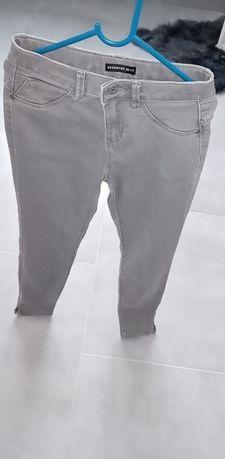 Spodnie plus getry
