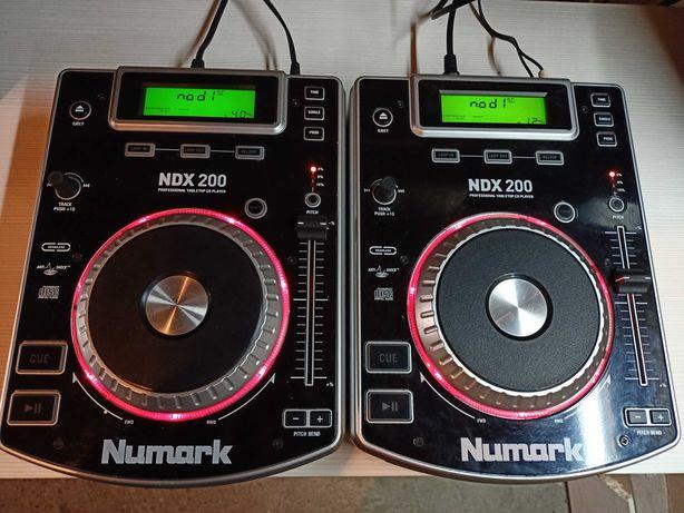 Numark NDX 200 - 2 sztuki