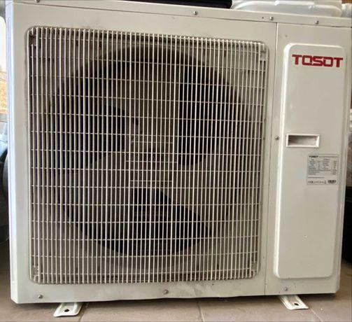 Продам Б\У канальный кондиционер TOSOT TUD100PHS/A-S TUD100W/A-S
