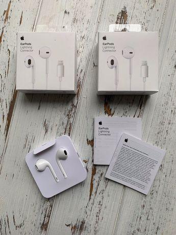 Original Apple EarPods навушники, наушники iPhone lightning jeck 3.5mm