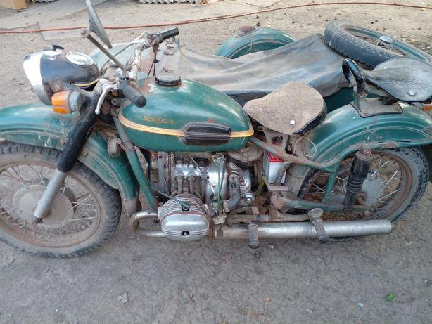 Продам мотоцикол  УРАЛ М-66