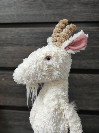 Мягкая игрушка козел Jellycat, Furryosity Billy Goat Jellycat