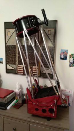 Teleskop Dobson truss, kratownicowy