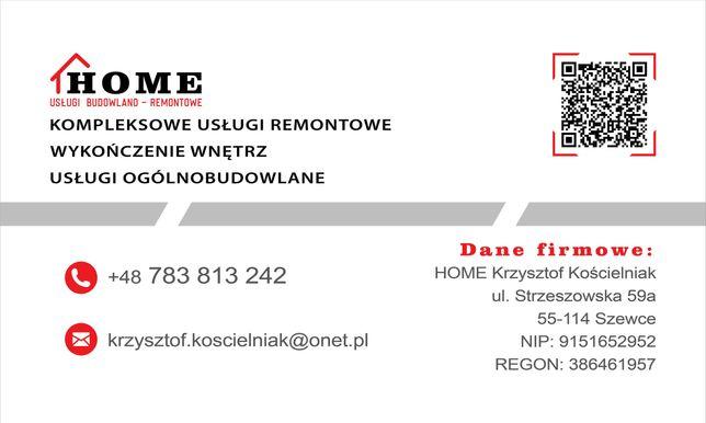 Firma Budowlana,Remontowa kafelki, Gładzie,usługi budowlane, remontowe