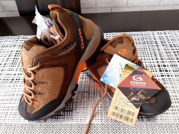Nowe buty trekkingowe CLORTS męskie 39 wkładka 25cm