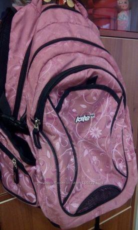 Рюкзак для средней школы розовый