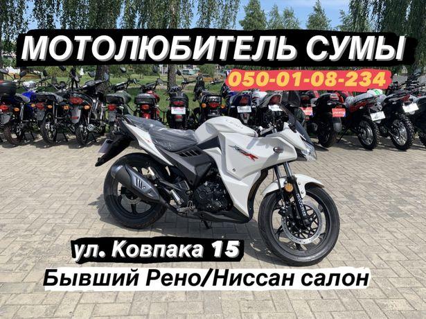 Спортивный мотоцикл LIFAN KPR|LF200-10S|Лифан КПР|Loncin GP250|2021
