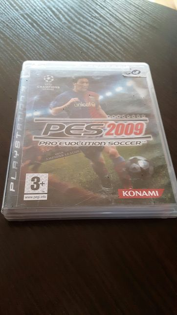 PES 2009 PlayStation 3 Play Station 3 PS3