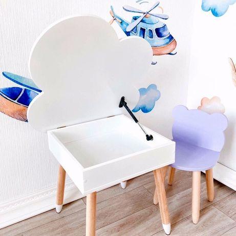 Детская мебель - столики, стульчики...