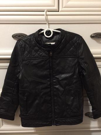 Курточка Zara 6/7, 122, куртка-косуха